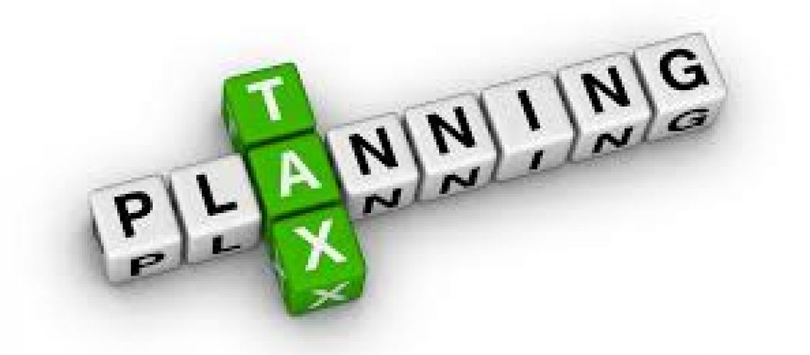 tax planning pic